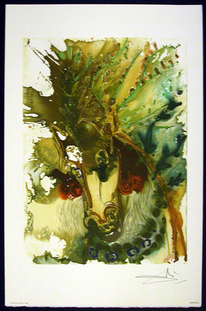 Salvador Dalí, 'Bucéphale', 1983, Print, Lithograph on vélin d'Arches paper, Samhart Gallery