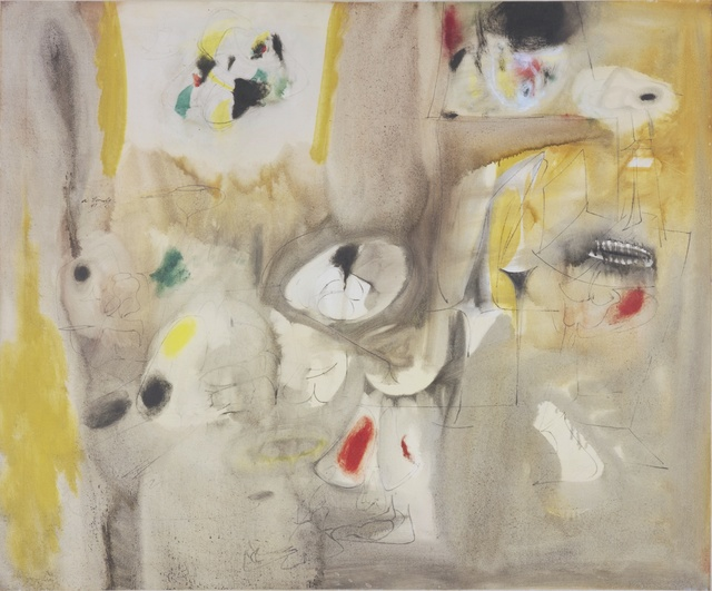 Arshile Gorky, 'Making the Calendar', 1947, Art Resource