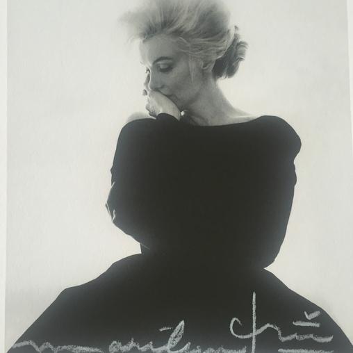 Bert Stern, 'Marilyn in Vogue (1962)', 2011, Kunzt Gallery