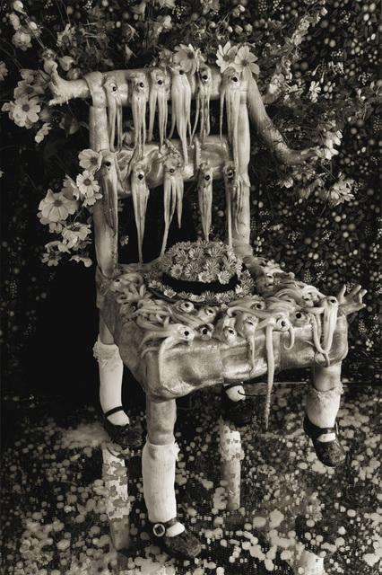 Michiko Kon (今 道子), 'Cuttlefish and Chair', 1995, Robert Mann Gallery