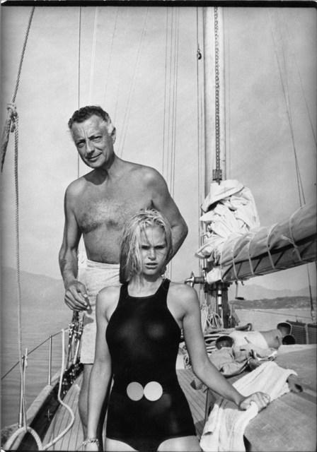 , 'Gianni Agnelli and Heidi von Salvisberg,' 1967, Photo12 Galerie
