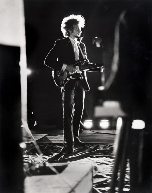 , 'Bob Dylan at Forest Hills Stadium, NYC,' 1965, TASCHEN