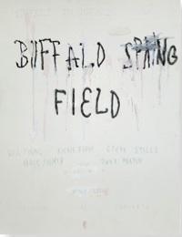 , 'Buffalo Springfield,' 2013, Nuova Galleria Morone