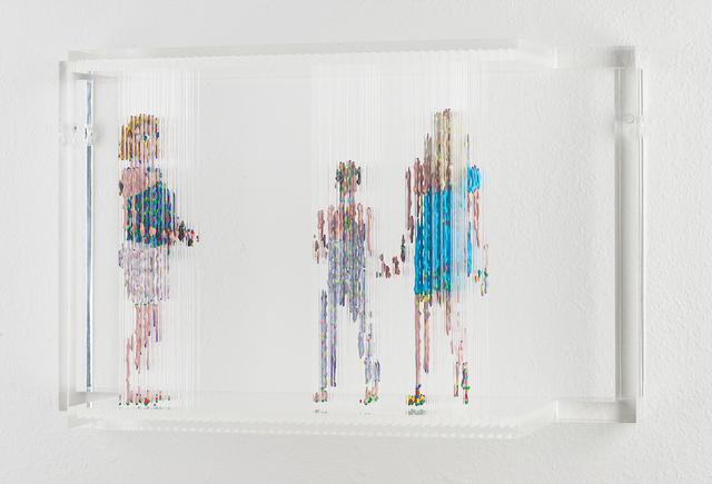 Chris Dorosz, 'Stasis 124 (The Europeans)', 2017, Tangent Contemporary Art