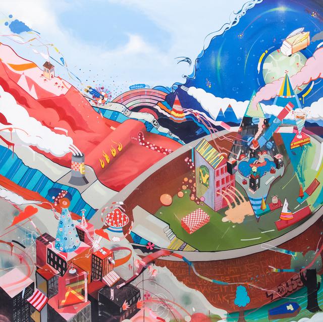 , 'Heaven on Earth,' 2011, ARTRUST