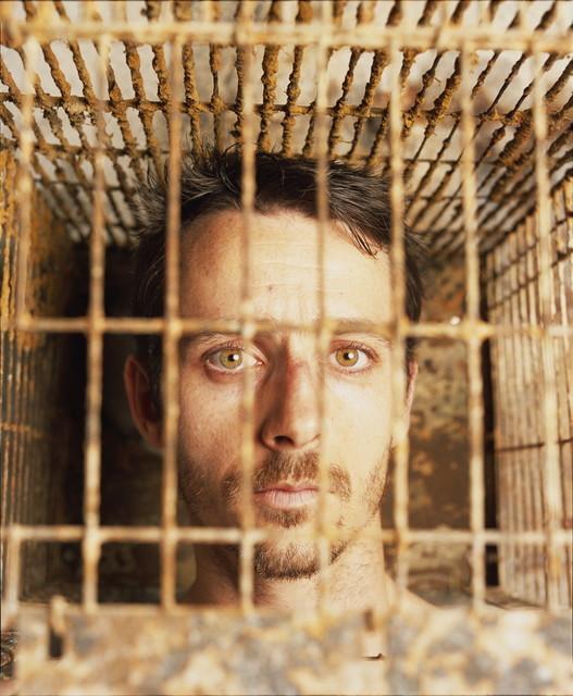 , 'Caged (Torture) ,' 2015, Galerie Nathalie Obadia