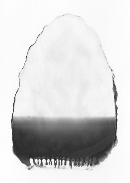 , 'o.T., Arctic 1 (wie viel Zeit bleibt der Endlichkeit Series),' 2016, Fort Worth Contemporary Arts