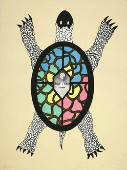 , 'Turtle,' 1991, Gemini G.E.L. at Joni Moisant Weyl