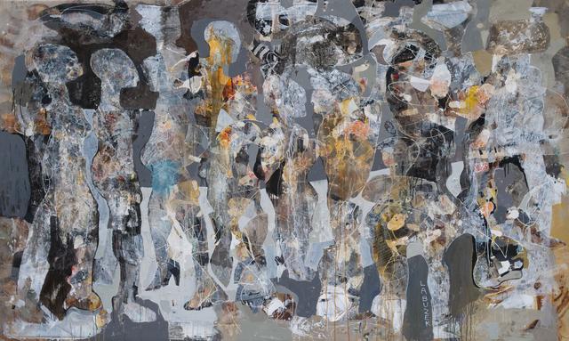 , 'Primordial Deities,' 2018, Desta Gallery