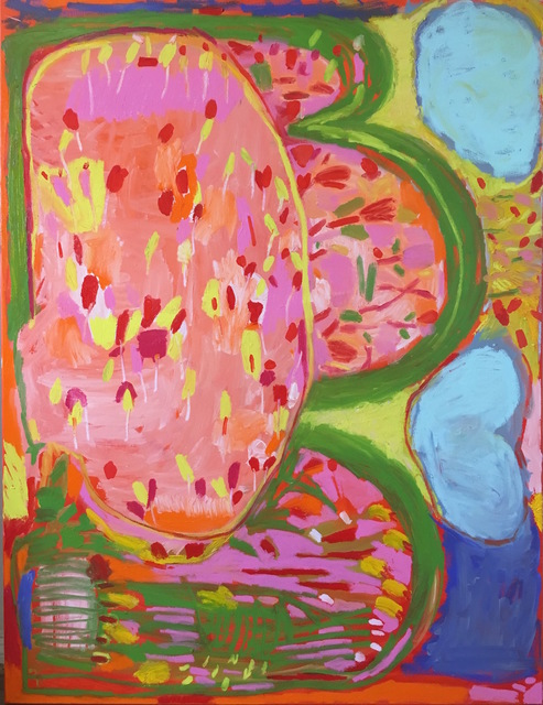 , 'Berlin in Summer,' 2017, Galerie Kornfeld