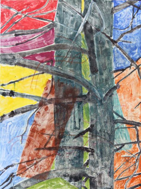, 'Tree Morph #14,' 2017, Resource Art