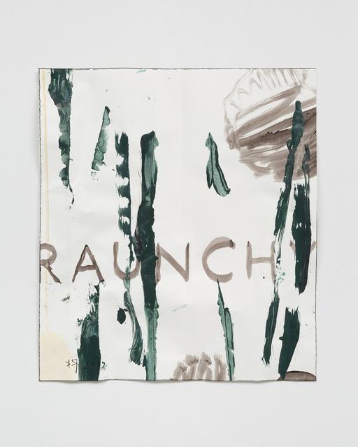 , 'Raunchy (Bangin Abacus),' 2019, Lora Reynolds Gallery