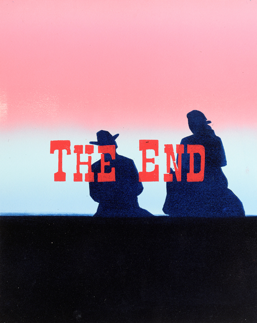 , 'The End,' 2015, Christina Parker Gallery