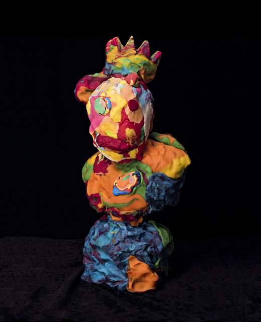 , 'Sculpture Study, Figure 1,' 2014, The Ravestijn Gallery