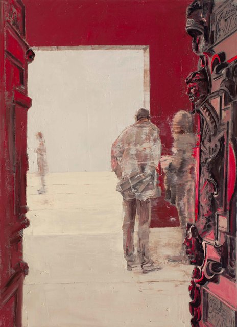 , 'The Door,' , Hugo Galerie