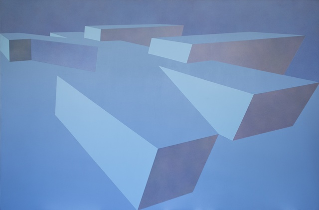 , 'Horizontal Woman No. 2,' 1971, Eric Firestone Gallery