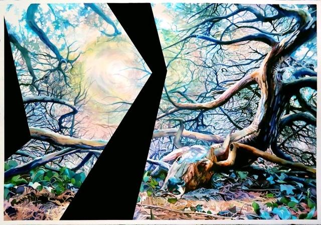 , 'Minotaur,' 2012, Catharine Clark Gallery