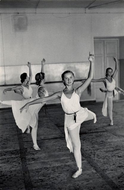 , 'Bolshoi Ballet School. Moscow. 1954.,' , Danziger Gallery