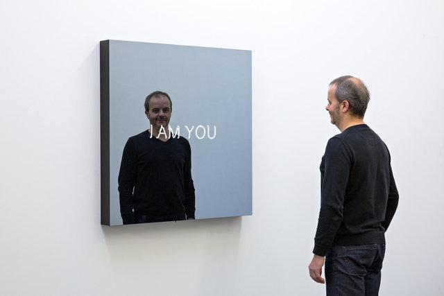 , 'I AM YOU,' 2016, KÖNIG GALERIE