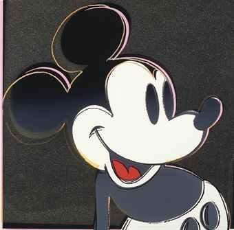 , 'Mickey Mouse,' 1981, Galeries Bartoux Singapore