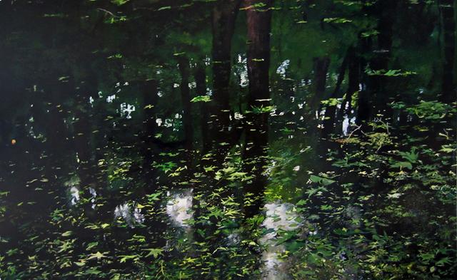 , 'Greenbelt III,' 2013, MM Fine Art