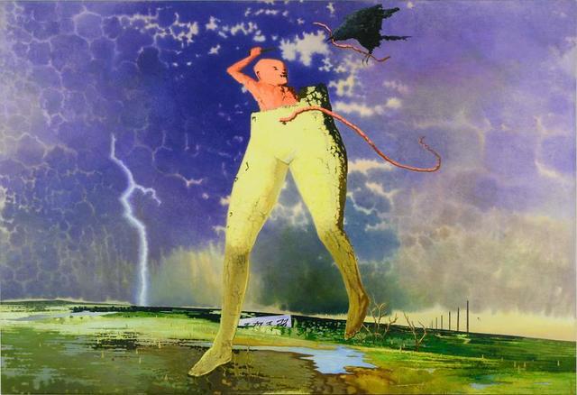 , 'The Knight Kid,' 2009, Powen Gallery