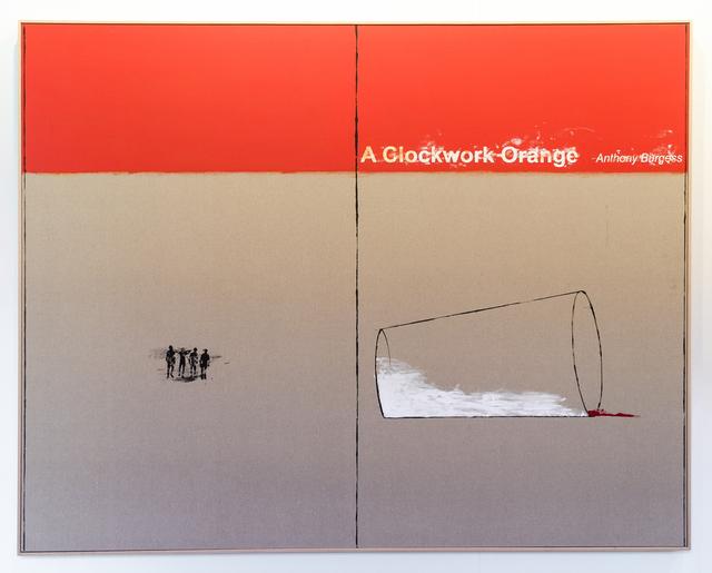 João Louro, 'A Clockwork Orange', 2017, Christopher Grimes Projects