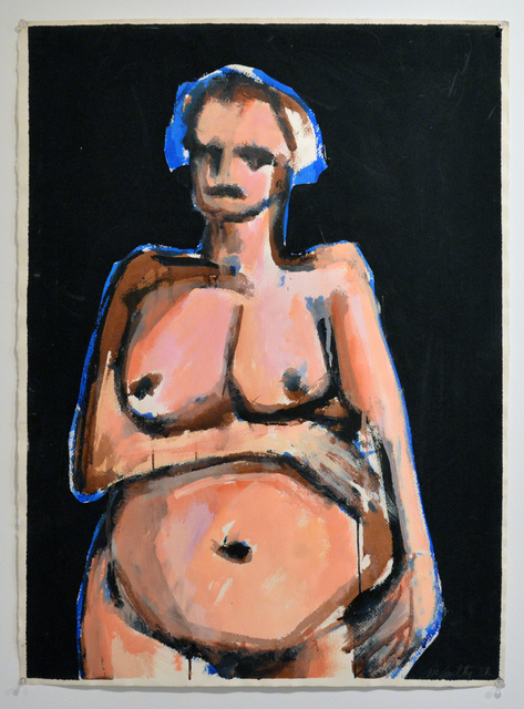 , 'Nude 3,' , Carter Burden Gallery