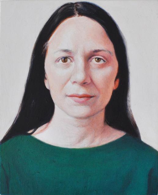 , 'Marsha,' 2014, Pierogi