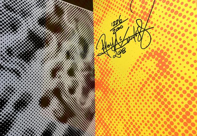 Ryan McGinness, 'Ryan McGinness Aesthetic Comfort hand signed', 2008, Lot 180