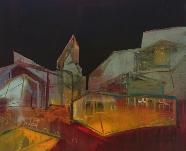 , 'Future Excavation,' 2016, Galerie Sandhofer