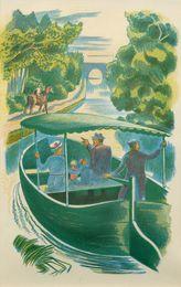 The Langollen Canal
