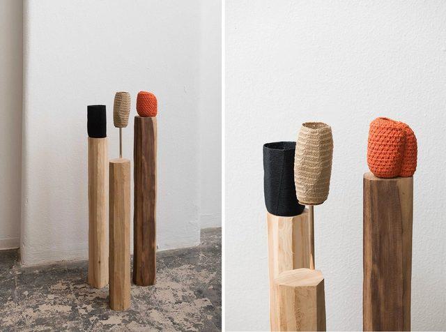 , 'Arquitetura indomável II [Unruly architecture II],' 2015, Galeria Luisa Strina