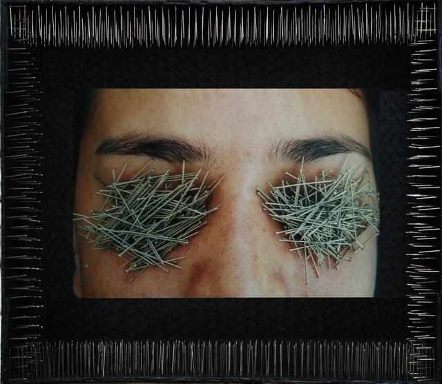 , 'Ojos que no Quieren Ver,' 2004, Diana Lowenstein Gallery