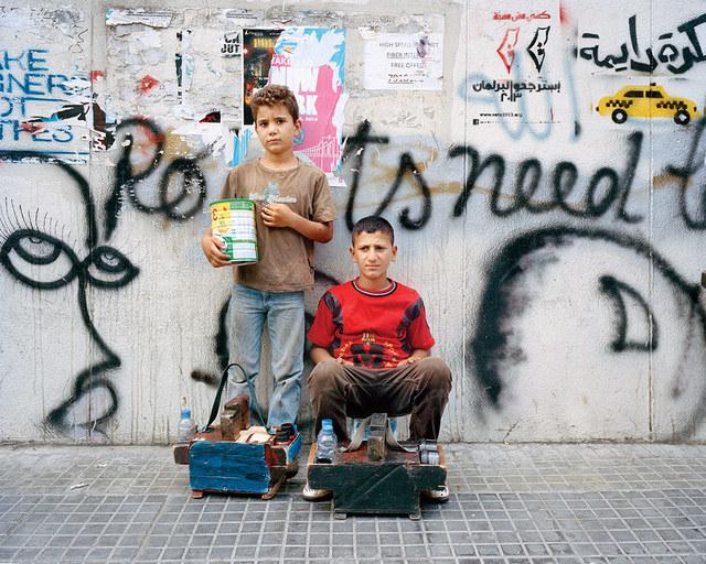 , 'Mohammad 7, Assaad 12, Beirut,' 2014, C. Grimaldis Gallery