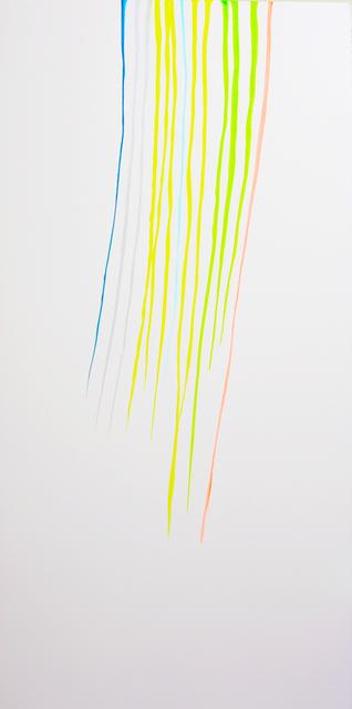 , 'Listones II,' 2017, Nora Sotres Galeria