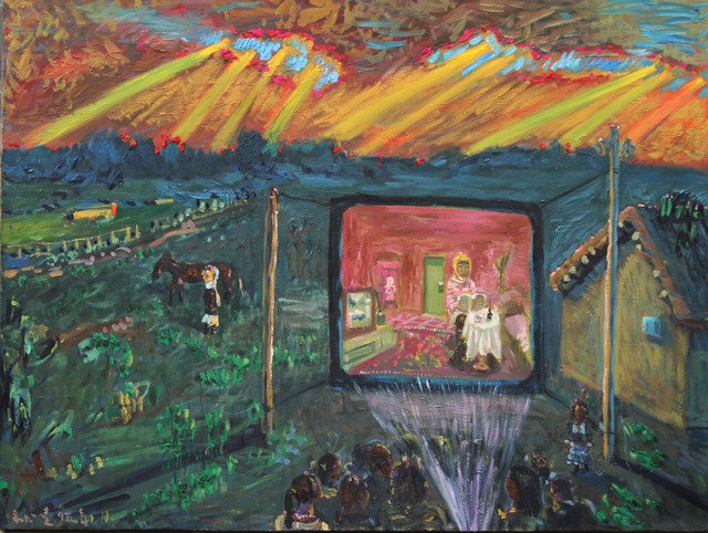 , 'Village Inside and Outside,' 2015, Tang Contemporary Art