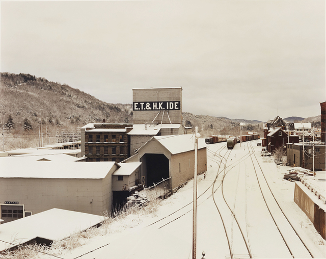 , 'Saint Johnsbury, Vermont, March 1983,' 1983, Huxley-Parlour