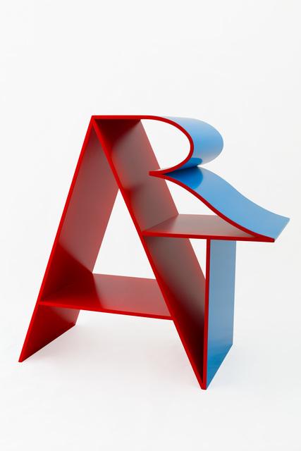 , 'ART, Red Blue,' 2000, Paul Kasmin Gallery