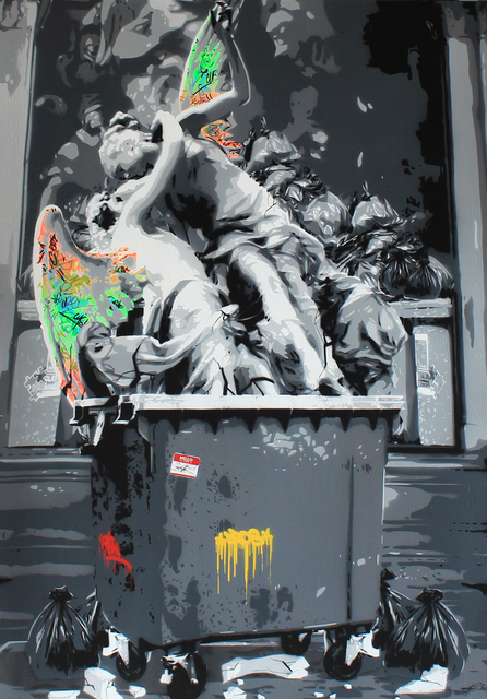 Kurar, 'Waste culture', 2018, GCA Gallery
