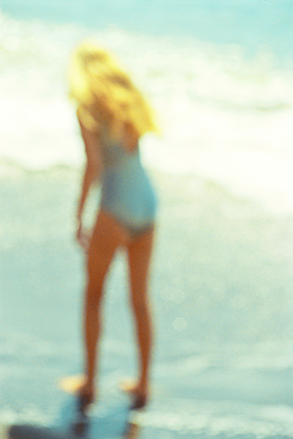 David Montgomery, 'Untitled (Girl on Beach) ', ca. 1970, Staley-Wise Gallery
