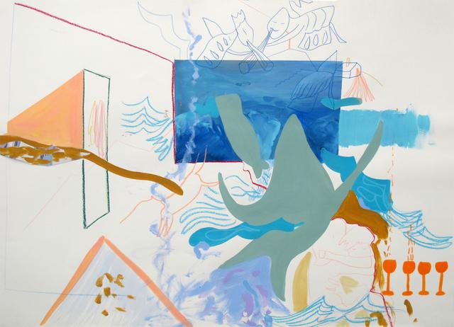 , ' Juguitos con ventana al mar,' 2017, Artemisa Gallery
