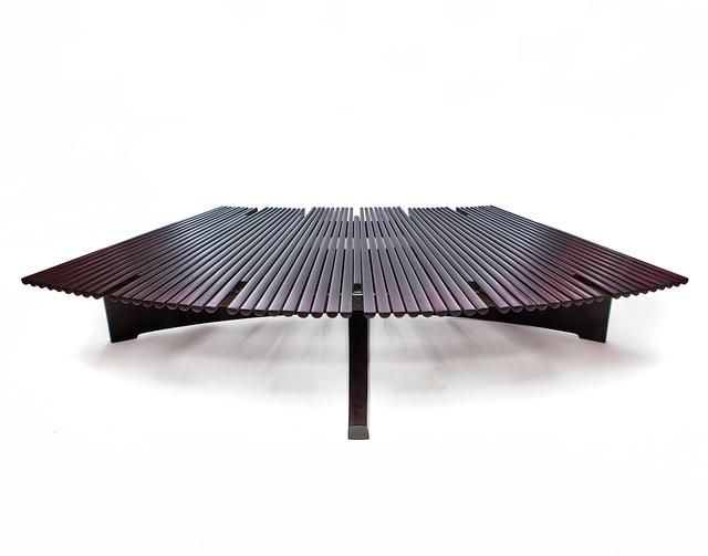 , 'Fan Table,' 2016, Gallery NAGA