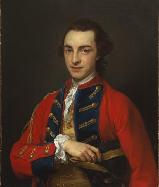 Pompeo Batoni, 'Portrait of George Craster ', 1734-1772, Painting, Oil on canvas, Robilant + Voena