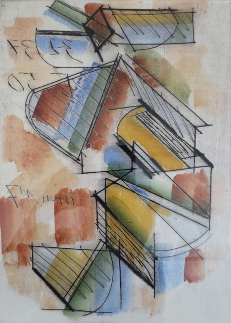 , 'Composition, Pl. 85,' 1982, Gallery Neptune & Brown