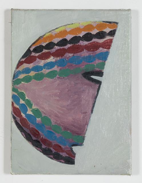 , 'Masque,' 2017, PLUS-ONE Gallery