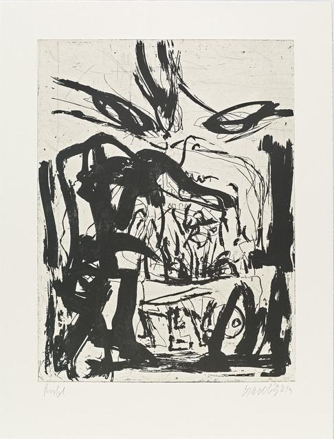 , 'Fare Well Bill,' 2014, Galerie Sabine Knust