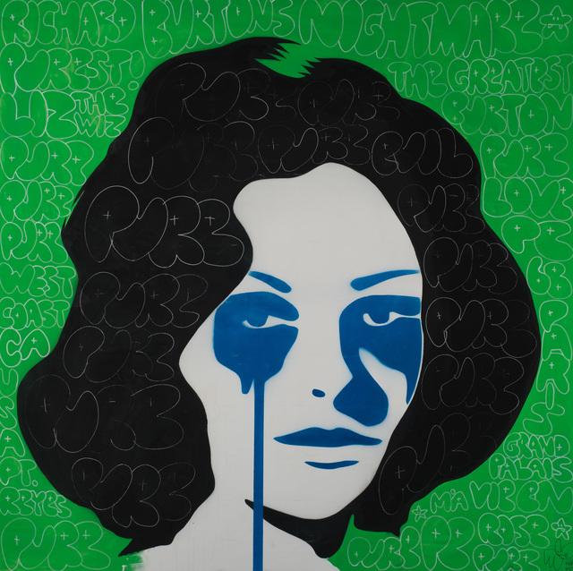 , 'Richard Burton's Nightmare,' 2010, Weinstein Gallery