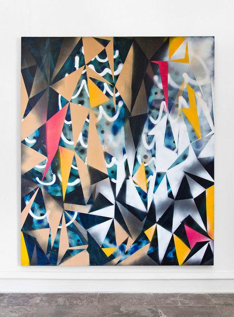 , 'T-16,' 2014, Antoine Levi