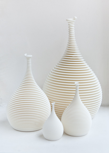 , 'Hot Tango (white),' 2012, Galerie Le Minotaure